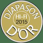 diapason or 2015