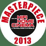 Prix Masterpiece hifi home cinéma-2013