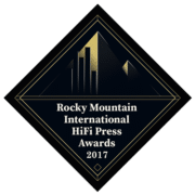 Rocky Mountain International HiFi Press Awards 2017