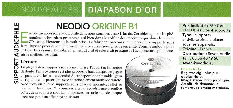 Neodio Diapason